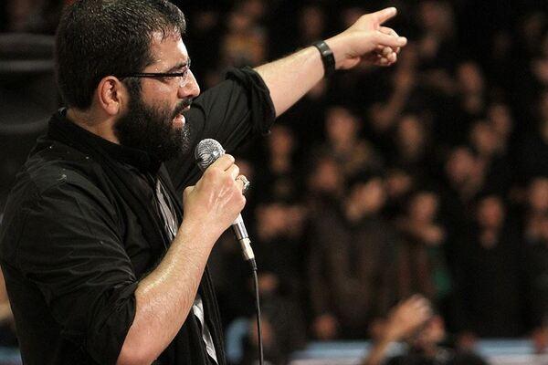 بیوگرافی حاج حسین سیب سرخی مداح اهل بیت